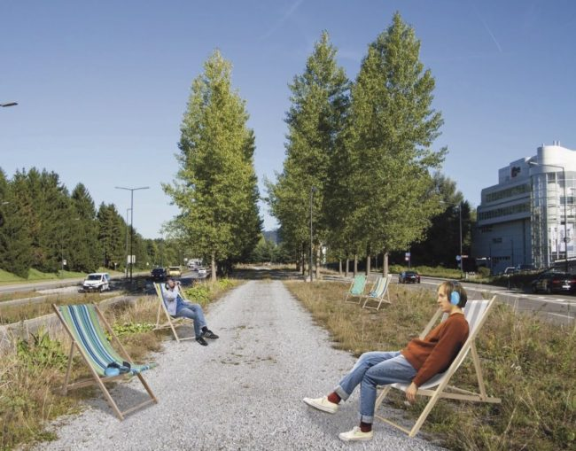 The Urban Park of Today
